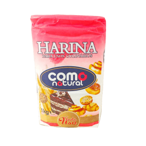 Harina-ComoNAtural