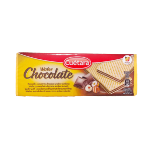 Wafer de Chocolate