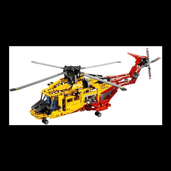 HELICOPTERO LEGO
